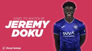 Ones to Watch #1