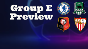 Champions League #Gruppe E – Preview