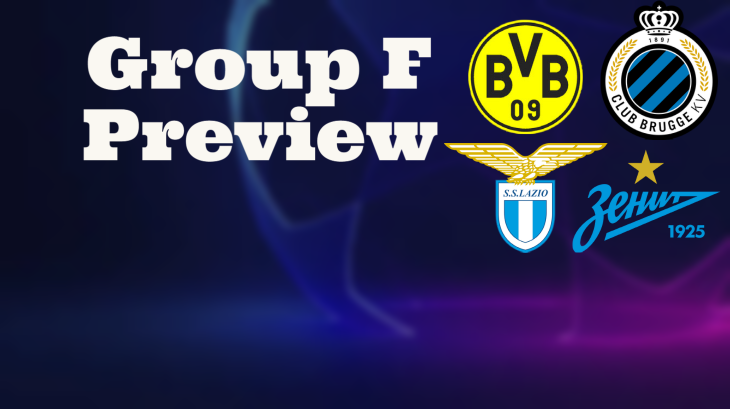 Champions League #Gruppe F – Preview