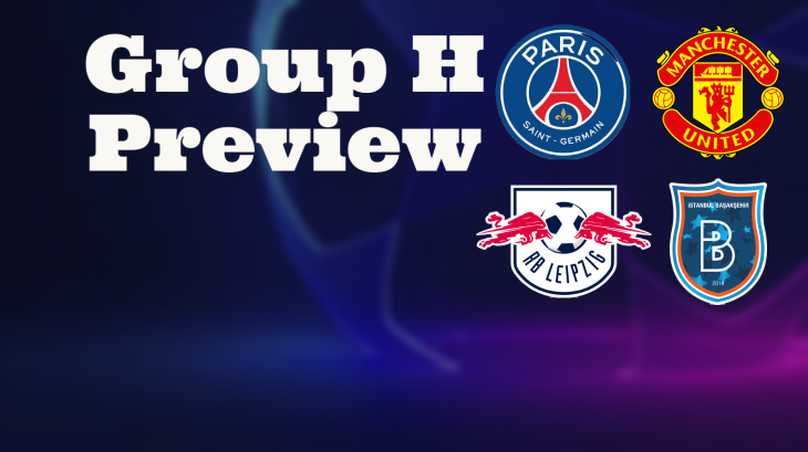 Champions League #Gruppe H – Preview